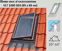 Вікно-люк VLT (85х85 см) , фото 1