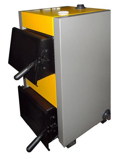 Твердопаливний котел DANI BEAVER BASE 20 кВт