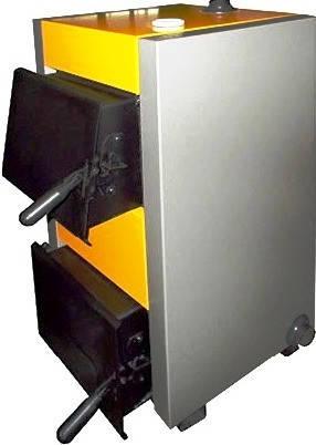 Твердотопливный котел DANI BEAVER BASE 20 кВт, фото 2