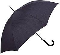 Зонт-трость мужской полуавтомат DOPPLER, коллекция DERBY DOP77267P-8, черный