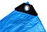 Тент поліпропіленовий 4х5м 90г/кв.м з посиленими кутами і люверсами, фото 5