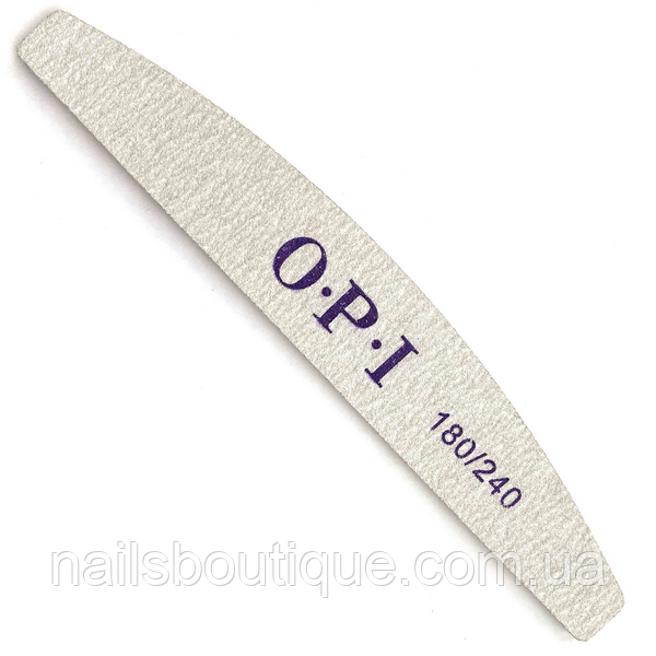 Пилка OPI 180/240