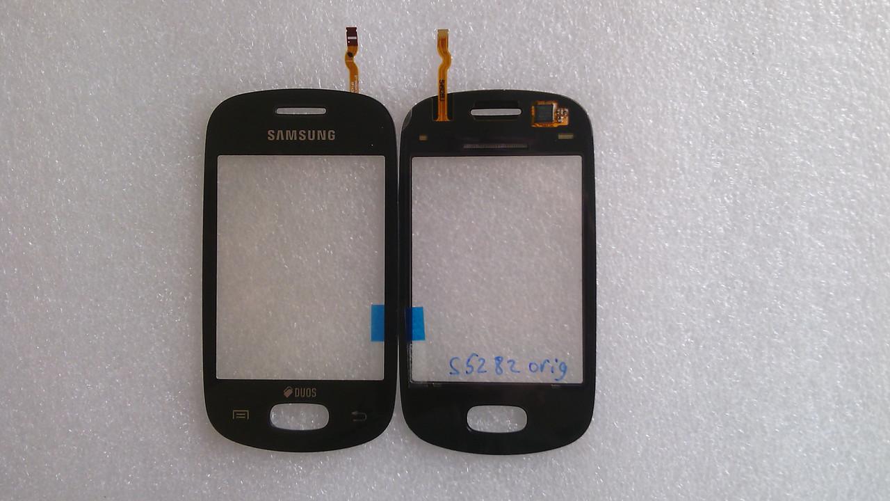 Samsung S5282 S5310 Gh59 13154b Galaxy Star Duos Black Orig Sansung