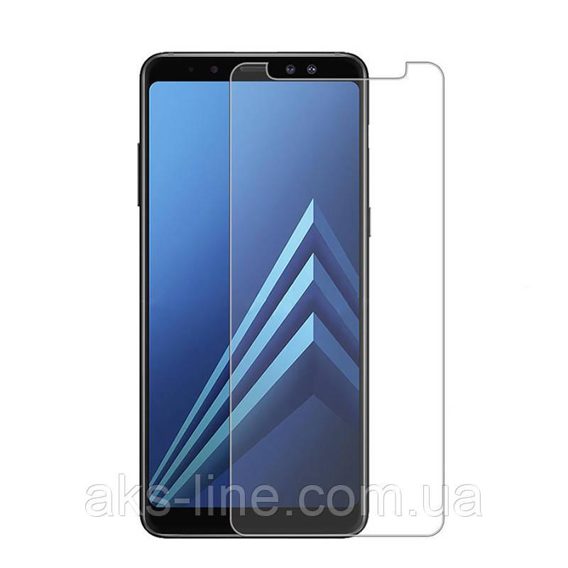 Защитное стекло Samsung A730 (Galaxy A8 Plus-2018), фото 1