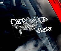 Рыбалка (карп) стикер