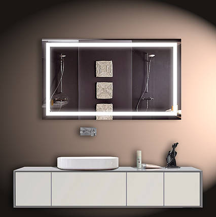 Зеркало для ванной LED ver-3029 1200х700, фото 2