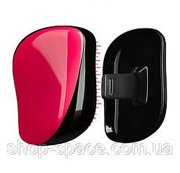 Расческа Tangle Teezer Compact Styler Black Pink
