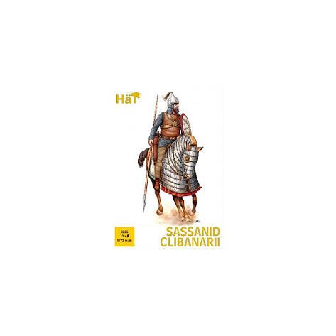 Hat 1//72 Sassanid Clibanarii # 8285