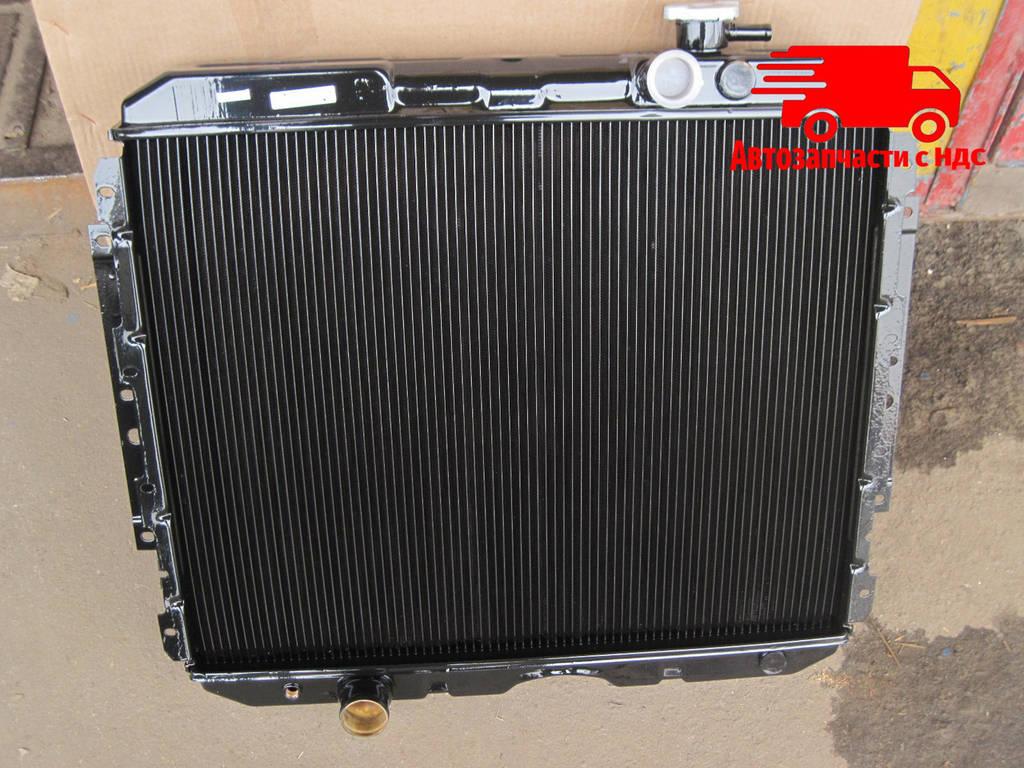 Радиатор водяного охлаждения ГАЗ 3309, 33081 (2-х ряд.) Д-245.7 (г. Оренбург). 3307.1301.010-36. Цена с НДС.