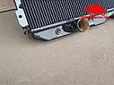 Радиатор водяного охлаждения ГАЗ 3309, 33081 (2-х ряд.) Д-245.7 (г. Оренбург). 3307.1301.010-36. Цена с НДС. , фото 6