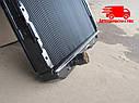 Радиатор водяного охлаждения ГАЗ 3309, 33081 (2-х ряд.) Д-245.7 (г. Оренбург). 3307.1301.010-36. Цена с НДС. , фото 7
