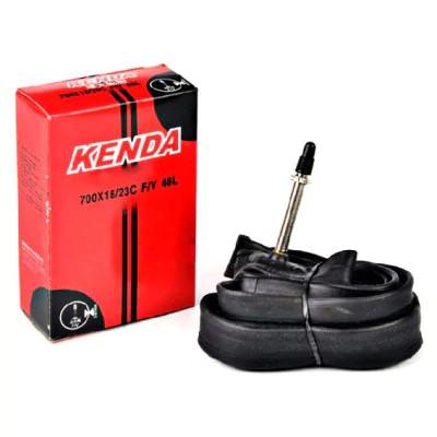 Камера велосипедная Kenda 700 х 18/23c (Presta 48mm)