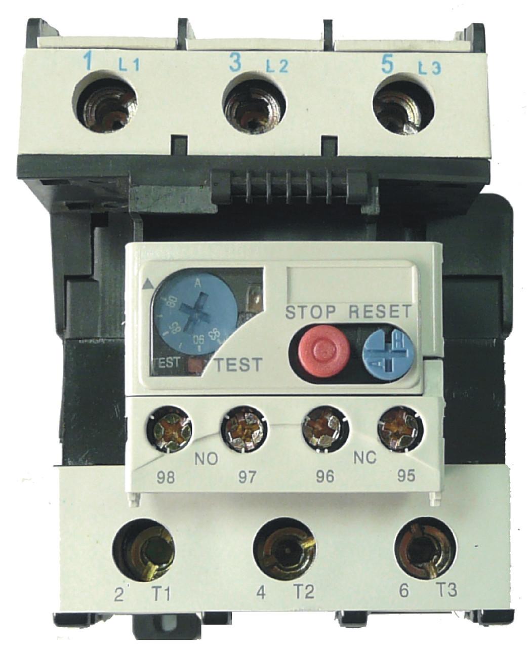 Реле теплове Промфактор РТ 2М-93, 37-93А, 1NO+1NC, вбудовані та автономні