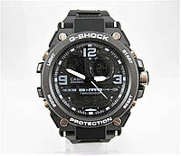 Часы Casio G-Shock GST-1000 Black/White. Реплика, фото 1