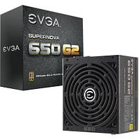 Модульный блок питания ATX EVGA SuperNOVA 650 G2 650W 80 Plus Gold