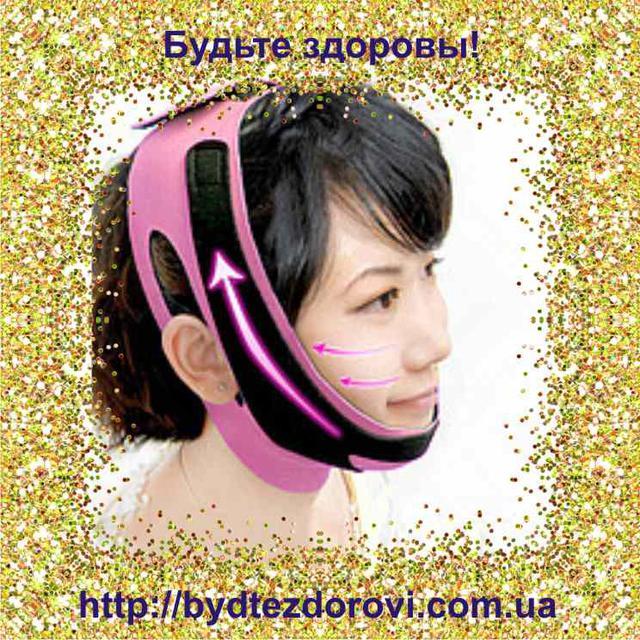бандаж маска для лица
