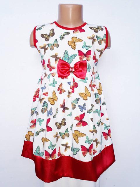 Летние платья и сарафаны для девочек