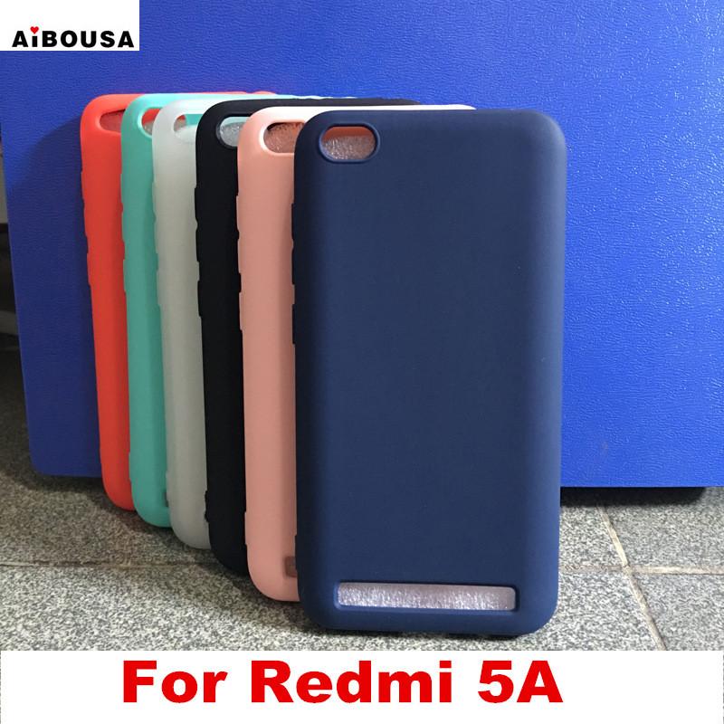 3b95a5719b371 Чехлы для Xiaomi redmi 5A силиконовые матовые Все цвета: продажа ...