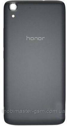 Задняя крышка Huawei Honor 4A,Y6 черная, фото 2