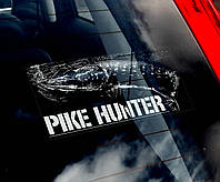 Рыбалка (щука) (pike) стикер