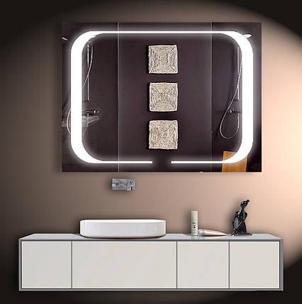 LED зеркало ver-3043 850х650, фото 2