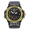 Часы Casio G-Shock GulfMaster Black/Gold. Реплика