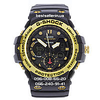 Часы Casio G-Shock GulfMaster Black/Gold. Реплика