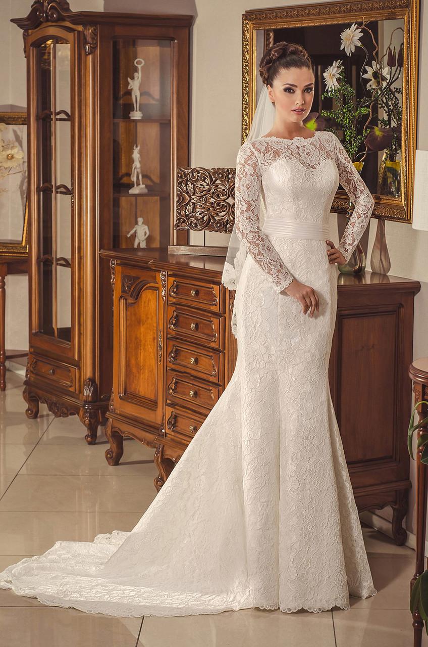 Свадебное платье модель № 1515