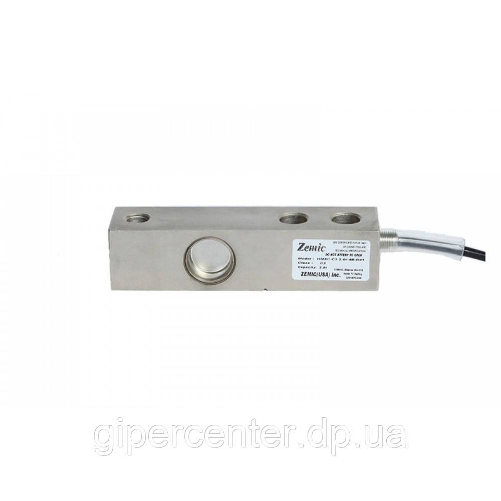 Тензодатчик балочного типа Zemic HM8C-C3-1,0t-4B до 1000 кг