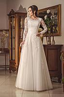 Свадебное платье модель № 1516