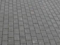 Тротуарная плитка КИРПИЧ СТАНДАРТНЫЙ 6см 200х100 Серый