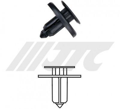 Автомобильная пластиковая клипса (крылья) JTC RD28 JTC