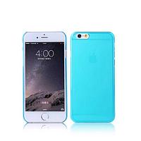 Пластиковый чехол Clear для iPhone 6 голубой REMAX 600503