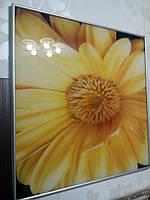 Картина на стекле в рамке