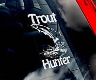 Рыбалка (форель) (trout) стикер