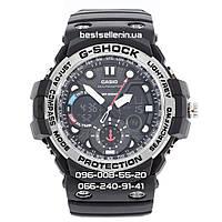 Часы Casio G-Shock GulfMaster Black/Silver. Реплика, фото 1