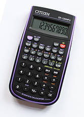 Калькулятор Citizen SR-135N научный 128 формул, фото 3