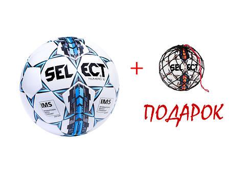 Мяч футбольный Select Numero 10 IMS 367503-005
