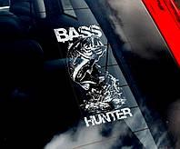 Рыбалка (окунь) (bass) стикер