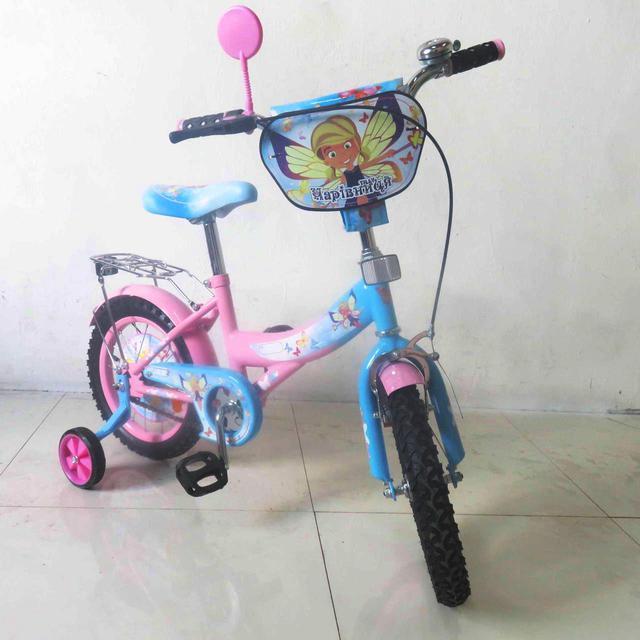 Велосипед двухколесный Tilly Чарівниця 18