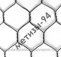Сетка шестигранная крученая 40х1,4 оцинкованая цена