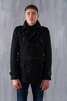 Мужское кашемировое пальто Лео