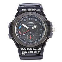 Часы Casio G-Shock GulfMaster Black Edition. Реплика, фото 1