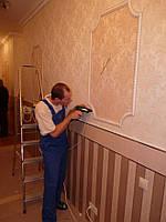 Ремонт стен. Киевская область