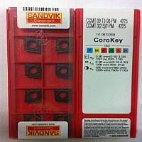 CCMT 09T308 PM 4225 SANDVIK пластины твердосплавные сменные