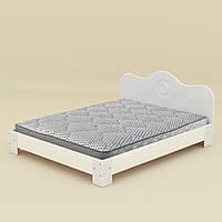Кровать двухспальная 150 МДФ компанит
