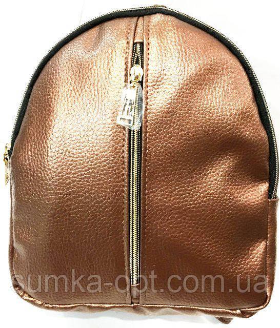 Дешевые рюкзаки (бронза)21*25