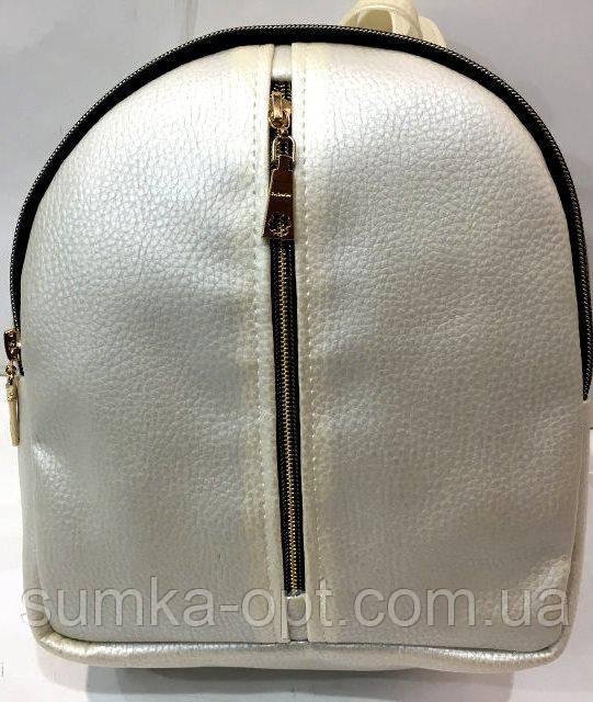 Дешевые рюкзаки (серебро)21*25