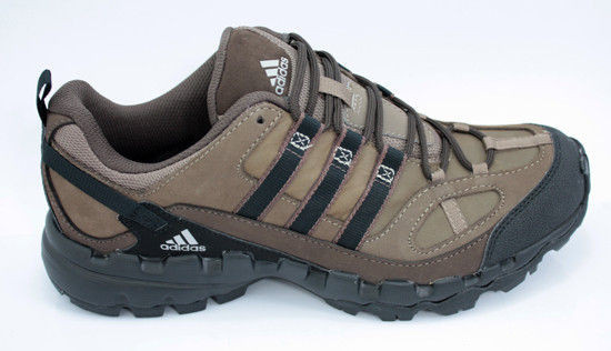 Кроссовки adidas AX 1 Leather Grey