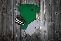 Комплект футболка + шорты Reebok